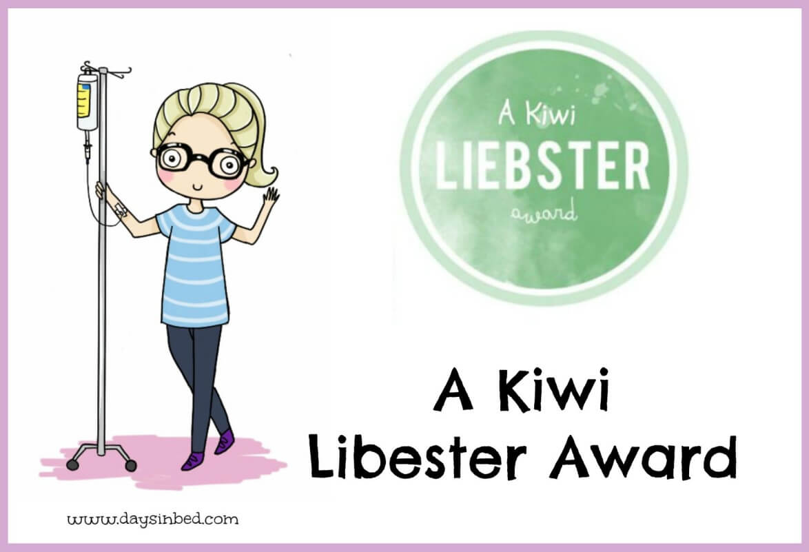 A Kiwi Liebster Award!