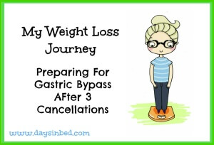 Gastric Bypass Journey Part Two