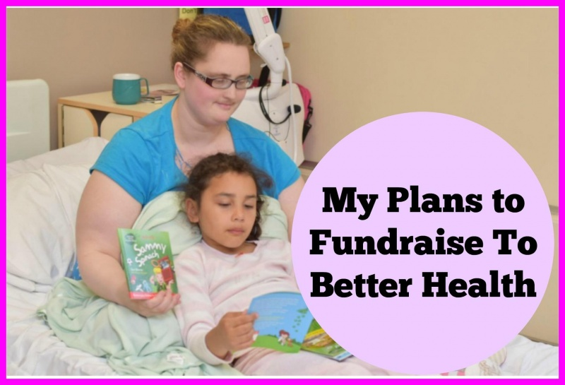 My Plan to Fundraise for Better Health