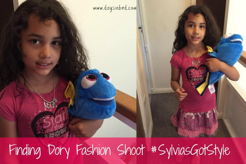 Impromptu Finding Dory Fashion Shoot Sylvia's Style
