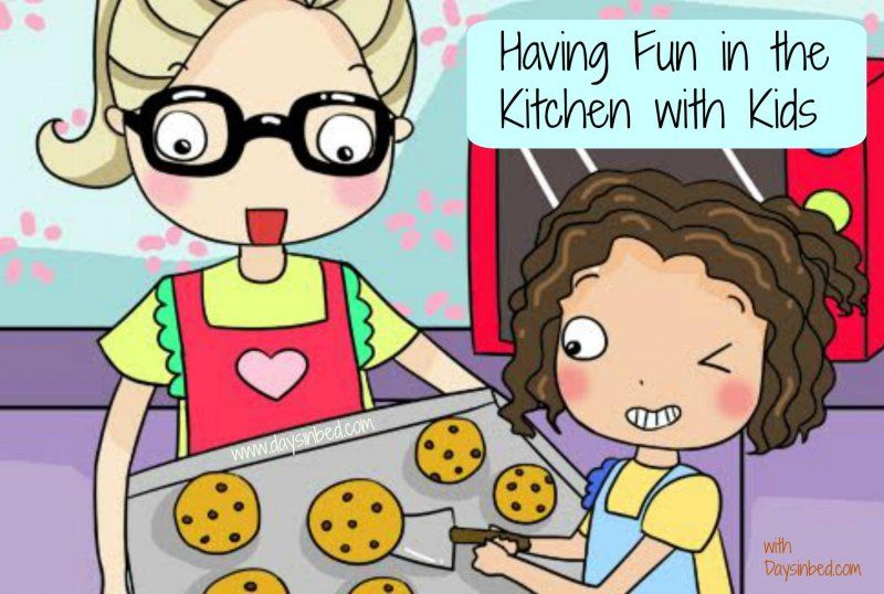 Having Fun In the Kitchen with Kids