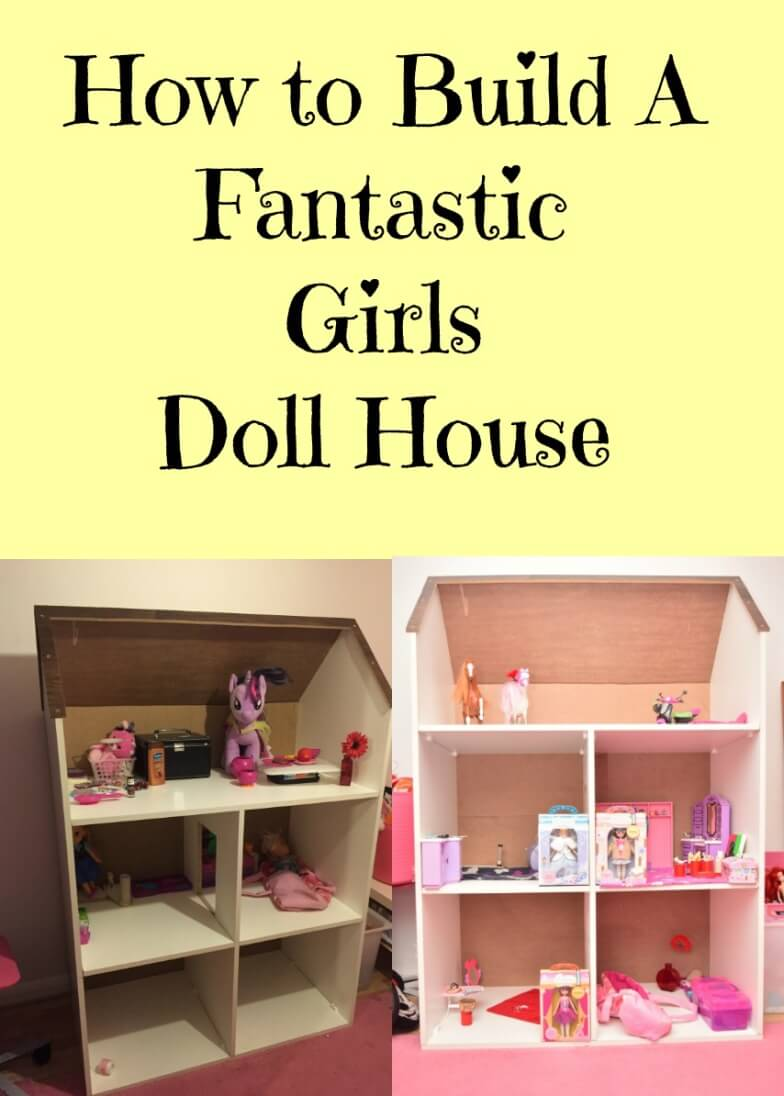 How To Build An American Girl Dolls House 183 The